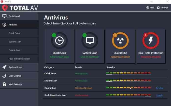 Total AV 2020 Crack + Activation Key Free Download Windows & Mac