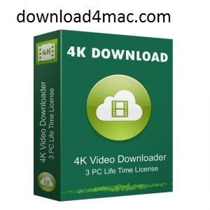 4K Video Downloader 4.13 Crack Apk + Activation Key Download