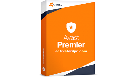 Avast Premier 2021 Crack + License Key [Lifetime] Activted