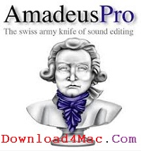 Amadeus Pro 2.8.4 (2527) Crack + Keygen Free Download