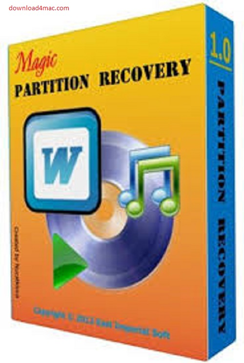 Magic Partition Recovery 3.1 Crack + Serial Key (Latest Version) 2020