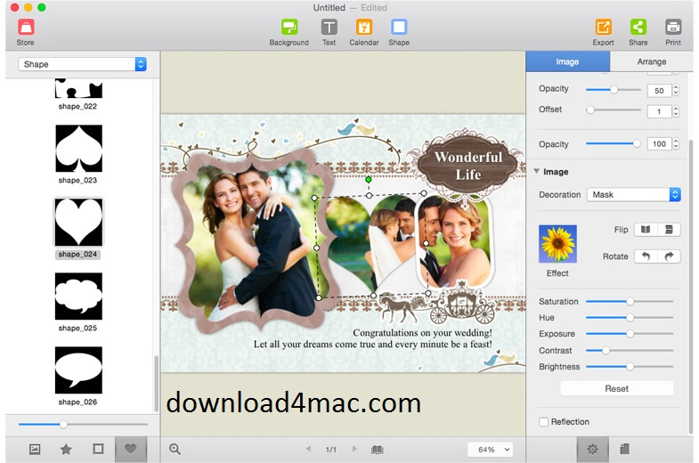Picture Collage Maker 3.7.3 Crack + Keygen Free Download